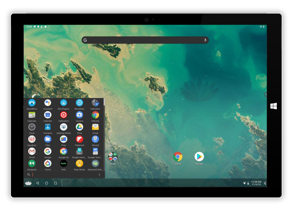 """Bliss OS"" 2020 Best Android Emulators for PC and Mac"
